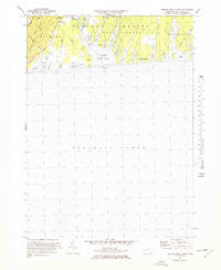 Tisbury Great Pond Massachusetts Historical topographic map, 1:25000 scale, 7.5 X 7.5 Minute, Year 1972