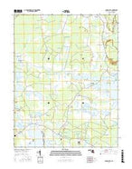 Golden Hill Maryland Current topographic map, 1:24000 scale, 7.5 X 7.5 Minute, Year 2016 from Maryland Map Store