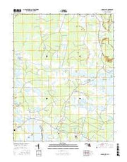 Golden Hill Maryland Current topographic map, 1:24000 scale, 7.5 X 7.5 Minute, Year 2016 from Maryland Maps Store