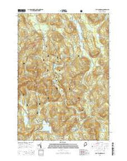 East Stoneham Maine Current topographic map, 1:24000 scale, 7.5 X 7.5 Minute, Year 2014 from Maine Maps Store