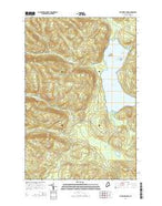 Fish River Lake Maine Current topographic map, 1:24000 scale, 7.5 X 7.5 Minute, Year 2014 from Maine Map Store