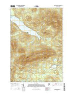 Kennebago Lake Maine Current topographic map, 1:24000 scale, 7.5 X 7.5 Minute, Year 2014 from Maine Map Store