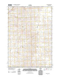 Adrian SW Minnesota Historical topographic map, 1:24000 scale, 7.5 X 7.5 Minute, Year 2013