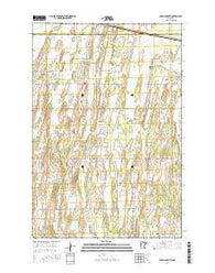 Aldrich South Minnesota Current topographic map, 1:24000 scale, 7.5 X 7.5 Minute, Year 2016