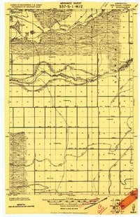 G Minnesota Historical topographic map, 1:62500 scale, 15 X 15 Minute, Year 1919