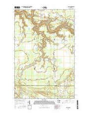 Rauch Minnesota Current topographic map, 1:24000 scale, 7.5 X 7.5 Minute, Year 2016 from Minnesota Maps Store