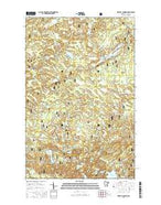 Sawbill Landing Minnesota Current topographic map, 1:24000 scale, 7.5 X 7.5 Minute, Year 2016 from Minnesota Map Store