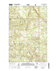 Wildwood SE Minnesota Current topographic map, 1:24000 scale, 7.5 X 7.5 Minute, Year 2016 from Minnesota Maps Store