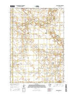 Willow Creek Minnesota Current topographic map, 1:24000 scale, 7.5 X 7.5 Minute, Year 2016 from Minnesota Map Store