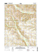 Bethel Missouri Current topographic map, 1:24000 scale, 7.5 X 7.5 Minute, Year 2014 from Missouri Map Store
