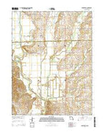 Farmersville Missouri Current topographic map, 1:24000 scale, 7.5 X 7.5 Minute, Year 2015 from Missouri Map Store