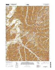 House Springs Missouri Current topographic map, 1:24000 scale, 7.5 X 7.5 Minute, Year 2015 from Missouri Maps Store