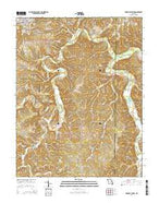 Maramec Spring Missouri Current topographic map, 1:24000 scale, 7.5 X 7.5 Minute, Year 2015 from Missouri Map Store