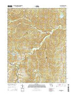 Old Mines Missouri Current topographic map, 1:24000 scale, 7.5 X 7.5 Minute, Year 2015 from Missouri Map Store