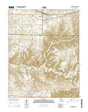 Rogersville Missouri Current topographic map, 1:24000 scale, 7.5 X 7.5 Minute, Year 2015 from Missouri Maps Store
