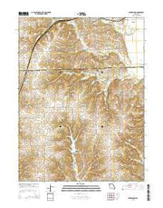 Shearwood Missouri Current topographic map, 1:24000 scale, 7.5 X 7.5 Minute, Year 2015 from Missouri Maps Store