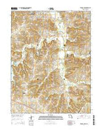 Tarsney Lakes Missouri Current topographic map, 1:24000 scale, 7.5 X 7.5 Minute, Year 2014 from Missouri Map Store
