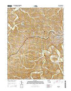Union Missouri Current topographic map, 1:24000 scale, 7.5 X 7.5 Minute, Year 2015 from Missouri Map Store