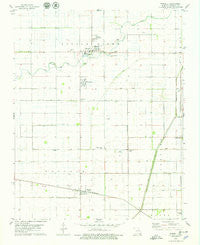 Wardell Missouri Historical topographic map, 1:24000 scale, 7.5 X 7.5 Minute, Year 1978