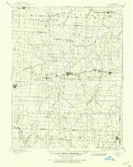 Warrensburg Missouri Historical topographic map, 1:125000 scale, 30 X 30 Minute, Year 1885