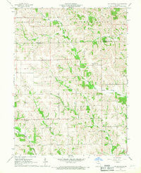 Willmathsville Missouri Historical topographic map, 1:24000 scale, 7.5 X 7.5 Minute, Year 1966