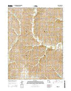Wood Missouri Current topographic map, 1:24000 scale, 7.5 X 7.5 Minute, Year 2014 from Missouri Map Store