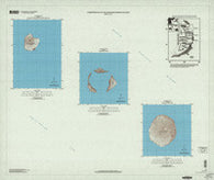 Commonwealth of the Northern Mariana Islands Sheet 1 of 3 Northern Mariana Islands Historical topographic map, 1:25000 scale, None, Year 2006