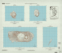 Commonwealth of the Northern Mariana Islands Sheet 3 of 3 Northern Mariana Islands Historical topographic map, 1:25000 scale, None, Year 2006
