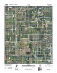 Arcola Mississippi Historical topographic map, 1:24000 scale, 7.5 X 7.5 Minute, Year 2012