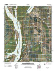 Avon Mississippi Historical topographic map, 1:24000 scale, 7.5 X 7.5 Minute, Year 2012