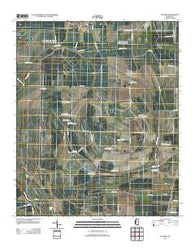 Baltzer Mississippi Historical topographic map, 1:24000 scale, 7.5 X 7.5 Minute, Year 2012