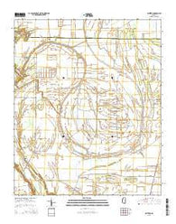 Baltzer Mississippi Current topographic map, 1:24000 scale, 7.5 X 7.5 Minute, Year 2015