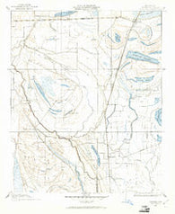 Coahoma Mississippi Historical topographic map, 1:24000 scale, 7.5 X 7.5 Minute, Year 1908