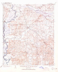 Florence Mississippi Historical topographic map, 1:62500 scale, 15 X 15 Minute, Year 1906