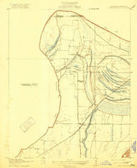 Lake Cormorant Mississippi Historical topographic map, 1:31680 scale, 7.5 X 7.5 Minute, Year 1912