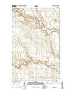 Goldstone SW Montana Current topographic map, 1:24000 scale, 7.5 X 7.5 Minute, Year 2014 from Montana Map Store