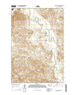 Paddy Fay Creek Montana Current topographic map, 1:24000 scale, 7.5 X 7.5 Minute, Year 2014 from Montana Map Store