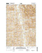Padlock Ranch Montana Current topographic map, 1:24000 scale, 7.5 X 7.5 Minute, Year 2014 from Montana Map Store