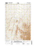 Plunket Lake Montana Current topographic map, 1:24000 scale, 7.5 X 7.5 Minute, Year 2014 from Montana Map Store
