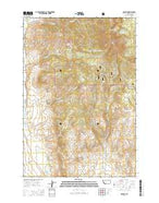 Polaris Montana Current topographic map, 1:24000 scale, 7.5 X 7.5 Minute, Year 2014 from Montana Map Store