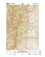 Stonehouse Mountain Montana Current topographic map, 1:24000 scale, 7.5 X 7.5 Minute, Year 2014 from Montana Map Store