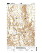 Tattnall Montana Current topographic map, 1:24000 scale, 7.5 X 7.5 Minute, Year 2014 from Montana Map Store