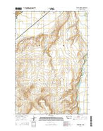 Three Forks SE Montana Current topographic map, 1:24000 scale, 7.5 X 7.5 Minute, Year 2014 from Montana Map Store
