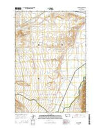 Vendome Montana Current topographic map, 1:24000 scale, 7.5 X 7.5 Minute, Year 2014 from Montana Map Store