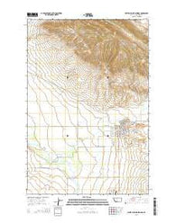 White Sulphur Springs Montana Current topographic map, 1:24000 scale, 7.5 X 7.5 Minute, Year 2014