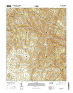 Bat Cave North Carolina Current topographic map, 1:24000 scale, 7.5 X 7.5 Minute, Year 2016 from North Carolina Map Store