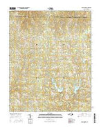 Cedar Grove North Carolina Current topographic map, 1:24000 scale, 7.5 X 7.5 Minute, Year 2016 from North Carolina Map Store