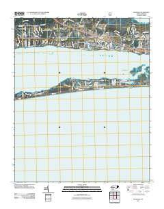 Mansfield North Carolina Historical topographic map, 1:24000 scale, 7.5 X 7.5 Minute, Year 2011