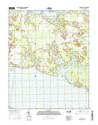Ransomville North Carolina Current topographic map, 1:24000 scale, 7.5 X 7.5 Minute, Year 2016