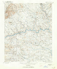 Yadkinville North Carolina Historical topographic map, 1:125000 scale, 30 X 30 Minute, Year 1891